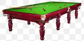 Brown Star Billiards Table Transparent Material - Billiard Table Snooker Billiards Pool PNG