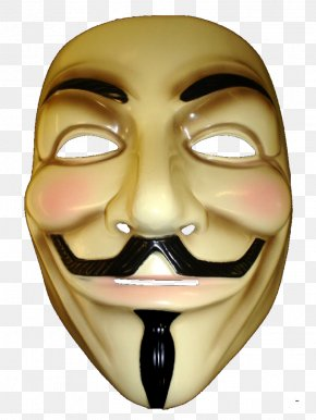 V For Vendetta - Guy Fawkes Mask V For Vendetta PNG