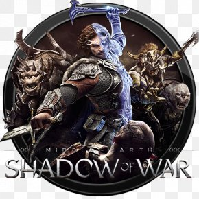 Shadow Of War - Middle-earth: Shadow Of War Middle-earth: Shadow Of Mordor The Lord Of The Rings: The Third Age Video Games Monolith Productions PNG