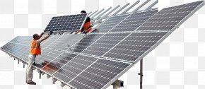Solar - Solar Power Solar Energy Solar Panels Photovoltaics PNG