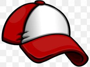 Baseball Cap - Baseball Cap Club Penguin Hat Clip Art PNG