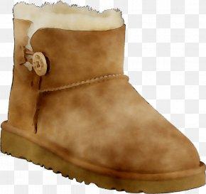 Snow Boot Shoe Fur PNG