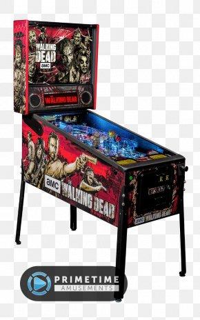 Pinball - Pinball The Walking Dead Kiss Arcade Game Stern Electronics, Inc. PNG