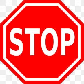 Stop Sign Graphic - Stop Sign Free Content Clip Art PNG