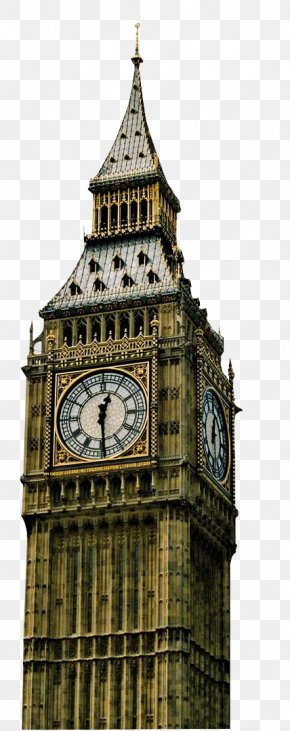 Big Ben Picture - Big Ben Palace Of Westminster London Eye River Thames Clock Tower PNG