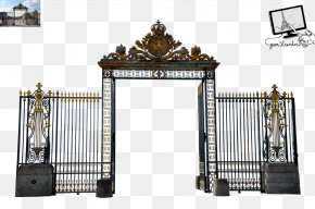 Gate Transparent Image - Palace Of Versailles DeviantArt Photography PNG