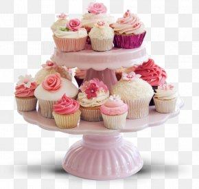 Creative Cakes - Cupcake Wedding Cake Milk PNG