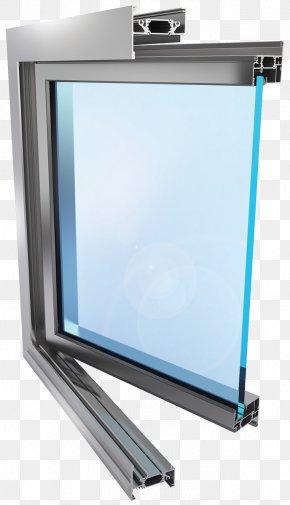 Window - Casement Window Curtain Wall Building Envelope PNG