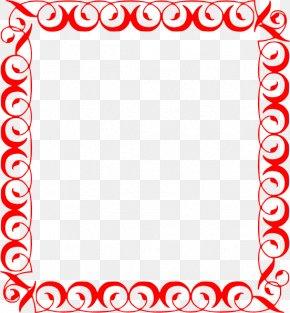 BBQ Border Cliparts - Decorative Borders Free Content Clip Art PNG