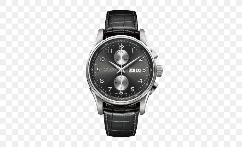 Fender Jazzmaster Hamilton Watch Company Chronograph Automatic Watch, PNG, 500x500px, Fender Jazzmaster, Automatic Watch, Ben Bridge Jeweler, Brand, Chronograph Download Free