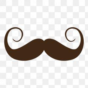 Moustache - Moustache Beard PNG