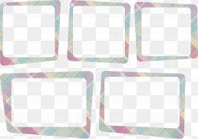 White Frame - Picture Frames Digital Photo Frame PNG