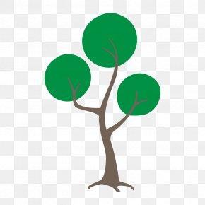 Plant Stem Branch - Green Leaf Tree Logo Plant PNG