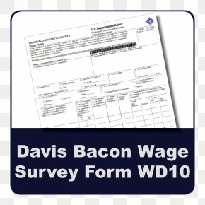 Labor Management Relations Act Of 1947 - Davis–Bacon Act Of 1931 Prevailing Wage Wage And Hour Division United States Department Of Labor PNG