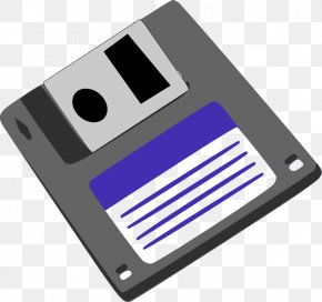 Cliparts Data Computer - Floppy Disk Disk Storage Hard Disk Drive Clip Art PNG