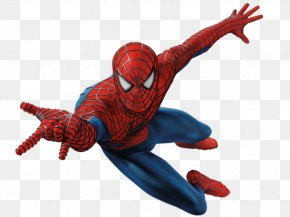 Spider-Man File - Spider-Man Thor Captain America Iron Man Deadpool PNG