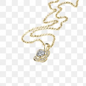 Necklace - Locket Necklace Jewellery Diamond Engagement Ring PNG