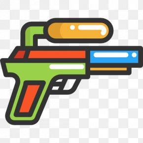 Water Gun - Water Gun Clip Art PNG
