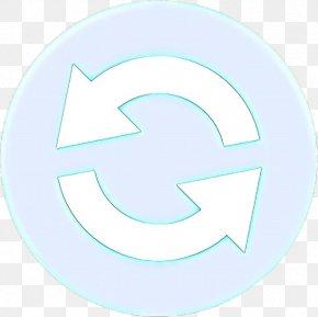 Symbol Turquoise - Aqua Turquoise Circle Turquoise Symbol PNG