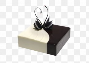 Black And White Chocolate Cake - Chocolate Cake White Chocolate Tart Ganache Cream PNG