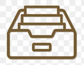Inbox Icon Miscellaneous Elements Icon - Document Icon Miscellaneous Elements Icon Inbox Icon PNG