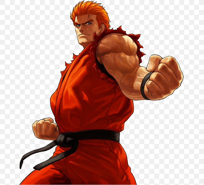 The King Of Fighters Xii Art Of Fighting 2 Ryo Sakazaki Video Game Png 666x745px King