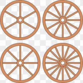 Wheel - Wheel Wagon Cart Carriage PNG