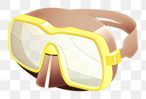 Goggles Sunglasses Diving Mask Product Design PNG