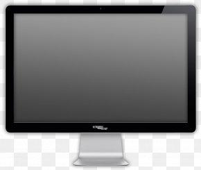 Monitor Image - Macintosh Computer Monitor Wallpaper PNG