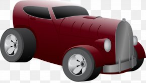 Car - Muscle Car Paper Hot Rod Gift Wrapping PNG