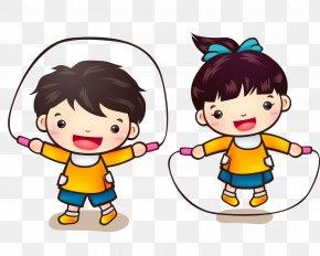 Cartoon Children - Cartoon Child Animation PNG