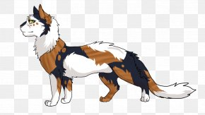 Dog - Dog Warriors Sorreltail Brackenfur Leafpool PNG