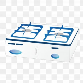 Household Small Gas Stove - Kitchen Stove Gas Stove Clip Art PNG
