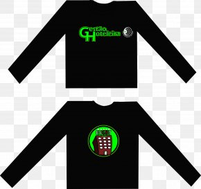 T-shirt - Long-sleeved T-shirt Ubaloka Clothing Logo PNG
