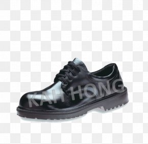 Safety Shoe - Steel-toe Boot Shoe Leather Footwear Mudah.my PNG