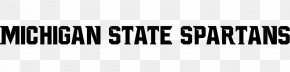 Michigan State Spartans Men's Basketball Michigan State University Open-source Unicode Typefaces Logo Font PNG