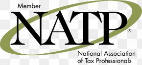 National Association Of Tax Professionals Logo Tax Advisor Accounting PNG