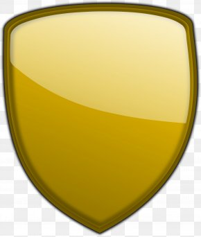 Gold Bubbles Cliparts - Shield Clip Art PNG
