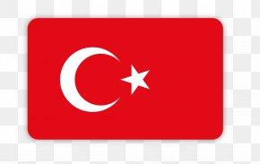 Flag - Flag Of Turkey National Flag Yükselen Bayrak Türk Bayrağı 100X150 PNG