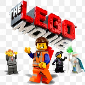 The Lego Movie Clipart - Lego Dimensions Emmet Lego Minifigure Film PNG