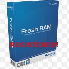 Shahbaz - RAM Computer Software Data Download PNG