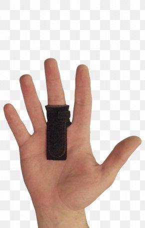Trigger Thumb - Trigger Finger Splint Surgery Thumb PNG