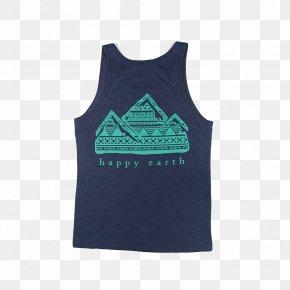 T-shirt - Gilets T-shirt Active Tank M Sleeveless Shirt PNG