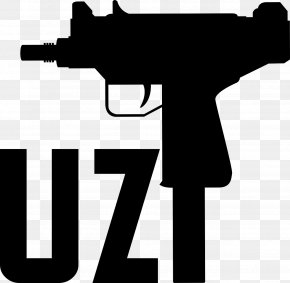 Weapon - Uzi Firearm Gun Pistol Weapon PNG