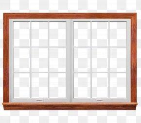 Window - Window Picture Frame Door Jamb Wall PNG