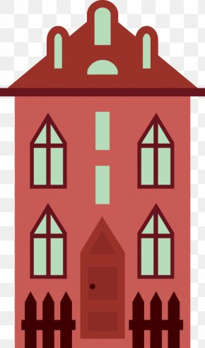 Vector Apartment House - Apartment House PNG