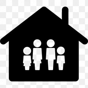 Vector Family - Family House Home Mercy Plumbing PNG
