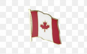 Canada - Flag Of Canada Flag Of Canada Lapel Pin Fahne PNG