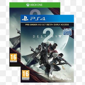 Destiny 2 - Destiny 2 PlayStation 4 Video Game Activision PNG