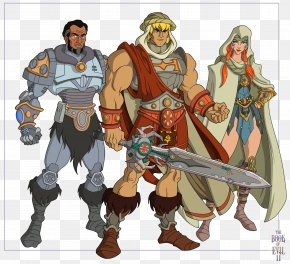 Roboto - He-Man She-Ra Masters Of The Universe Zodac Character PNG